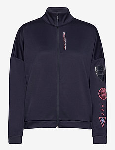 DOUBLE KNIT JACKET - training jackets - sky captain