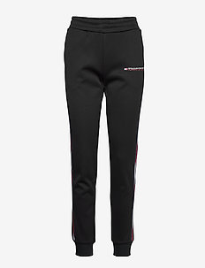 FLEECE PANTS WITH FAST TAPE - PVH BLACK