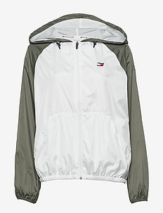 WINDBREAKER LINED WI - PVH CLASSIC WHITE