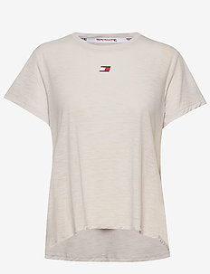 PERFORMANCE LBR TOP - t-shirts - light cast