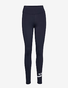 FULL LENGTH LEGGING - running & training tights - desert sky