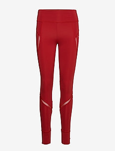 FULL LENGTH TRAINING LEGGING - REGATTA RED