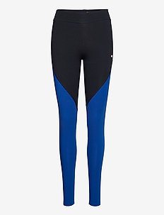 CO/EL LEGGING LOGO - leggings - cobalt