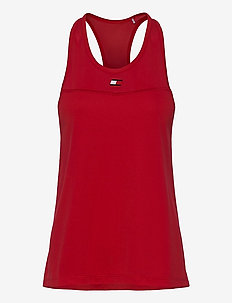TIGHT TANK TOP - tank tops - primary red