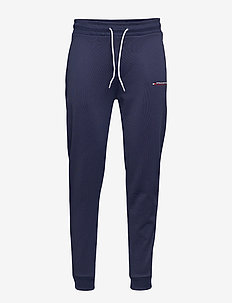 KNIT SWEATPANT CUFF, - SPORT NAVY