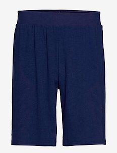 WARPKNIT SHORT - trainingsshorts - blue ink