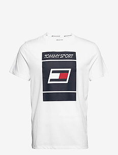 GRAPHIC TEE 2 - PVH WHITE