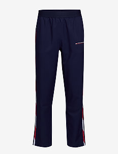 WOVEN PANT WITH TAPE - SPORT NAVY
