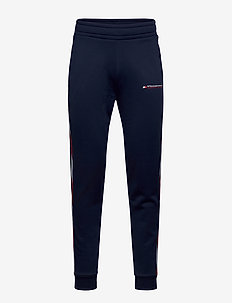 FLEECE TRACK PANT WI - sweatpants - sport navy