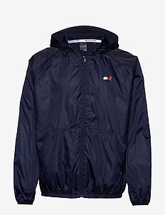 LINED WINDBREAKER - veste sport - sport navy