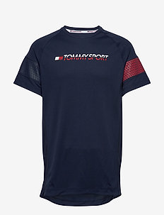 GLOW PERFORMANCE TEE - SPORT NAVY