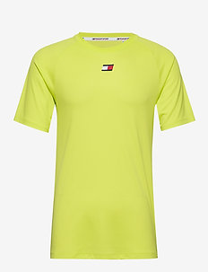 TRAINING MESH TOP - LEMON LIME