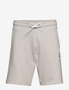 9' KNIT SHORTS FLEEC - sports shorts - light cast