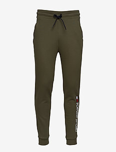 CUFF FLEECE PANT HBR - sweatpants - army green