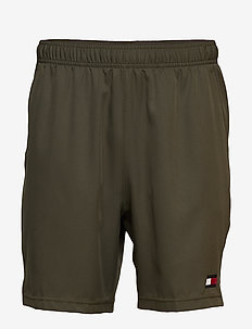 7'' WOVEN SHORT - training shorts - army green