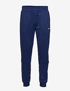 CUFFED TRACK PANT TA - sweatpants - blue ink