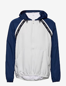 TAPE WINDBREAKER - veste sport - light cast
