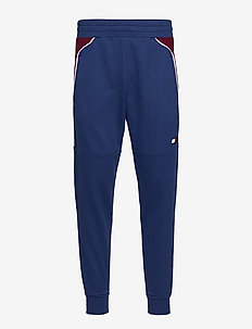 CUFFED FLEECE PANT - sweatpants - blue ink