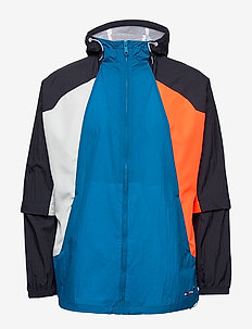 BLOCKED WINDBREAKER - kurtki sportowe - regatta blue