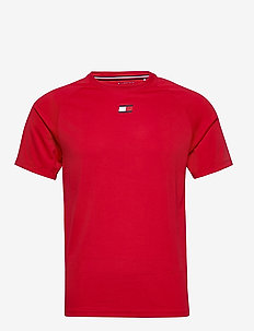 TRAINING TEE - sports tops - primary red