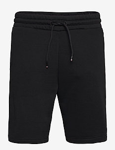 FLEECE SHORT - casual shorts - pvh black