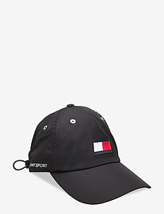 TS ICON CAP - BLACK