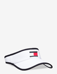 TS ICON VISOR - WHITE