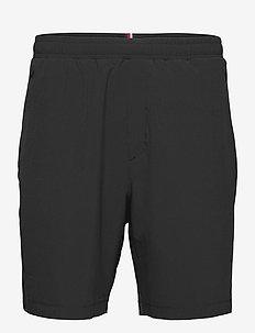 "LOGO TRAINING SHORT 7"" - training korte broek - black"