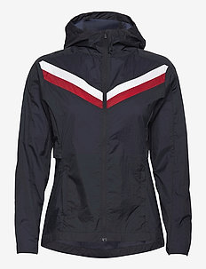 CHEVRON PACK PA WINDBREAKER - training jackets - desert sky