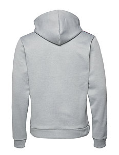 FLEECE FZ HOODY TAPE - hupparit - grey heather