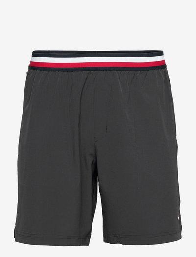 ENTRY WOVEN SHORT - training shorts - black