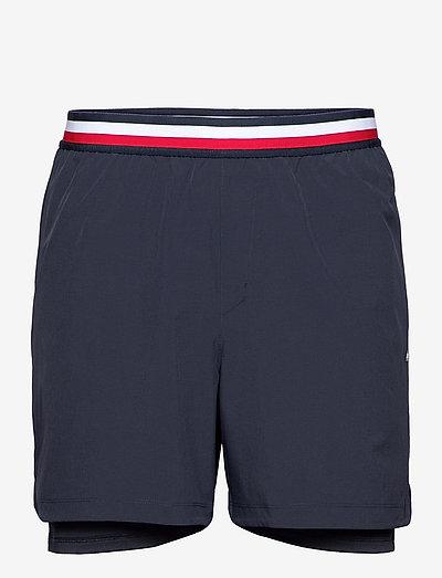 2-1 PERF SHORT - training shorts - desert sky