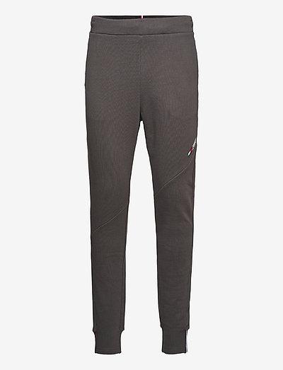 TERRY LOGO PANT - sweatpants - dark ash