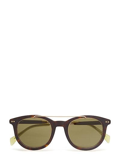 Th 1348/S Wayfarer Sonnenbrille Braun TOMMY HILFIGER