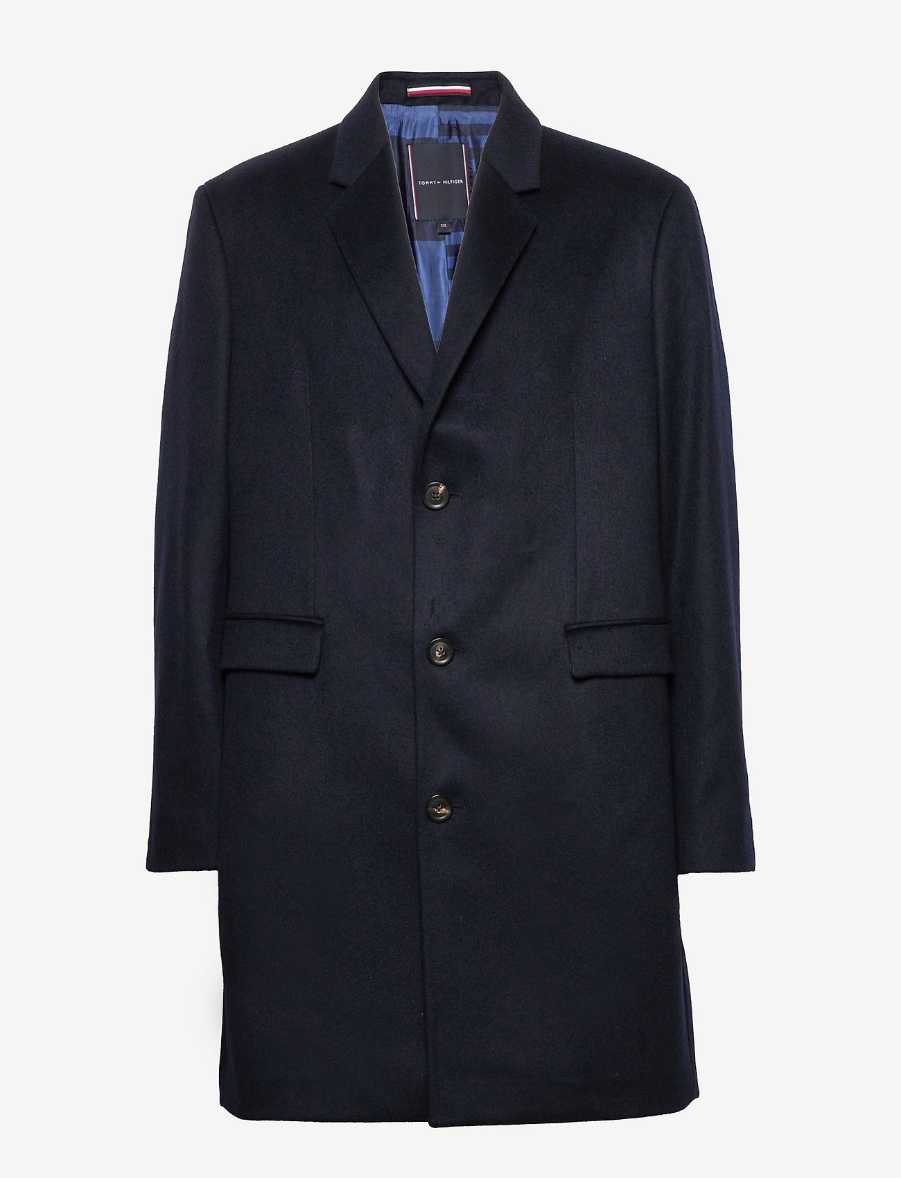 Tommy Hilfiger Tailored - WOOL MIX COAT - winter coats - desert sky - 0