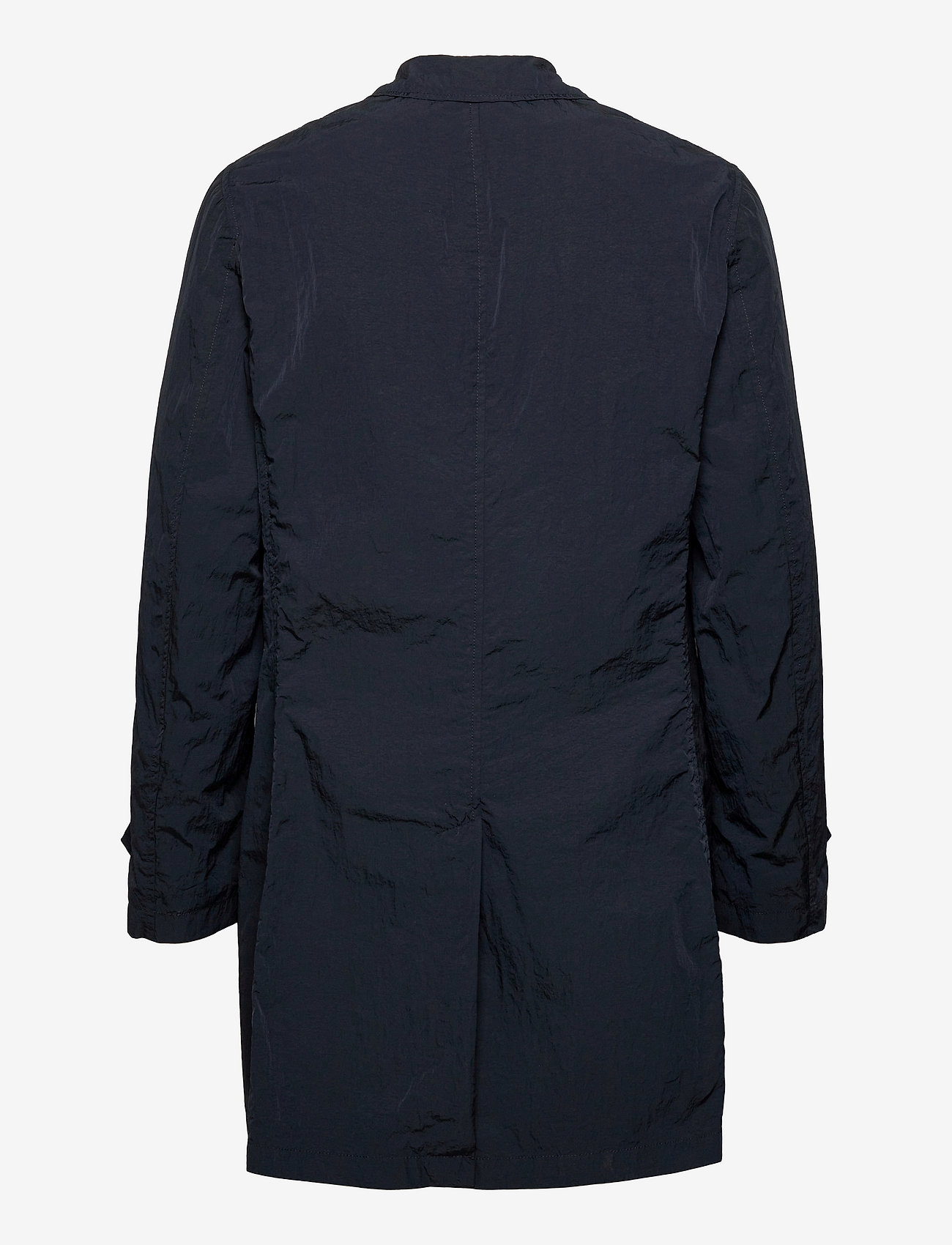 Tommy Hilfiger Tailored - MAN GARMENT DYED TRENCH - manteaux legères - blue - 1