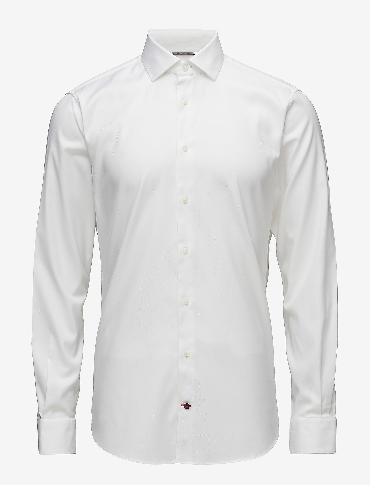 Tommy Hilfiger Tailored - CORE STRETCH OXFORD SLIM SHIRT - basic skjorter - 100 - 0