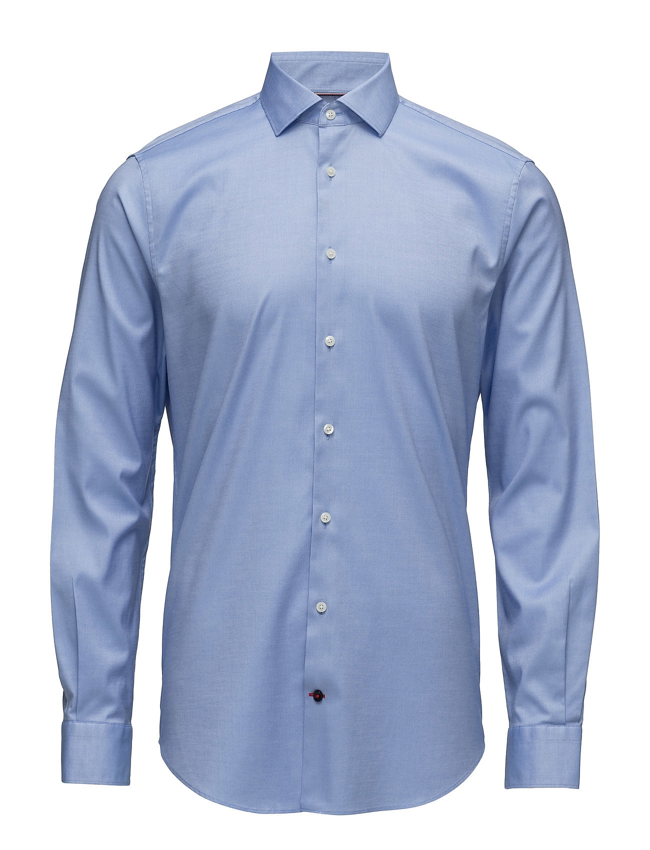 Tommy Hilfiger Tailored CORE STRETCH OXFORD SLIM SHIRT - BLUE