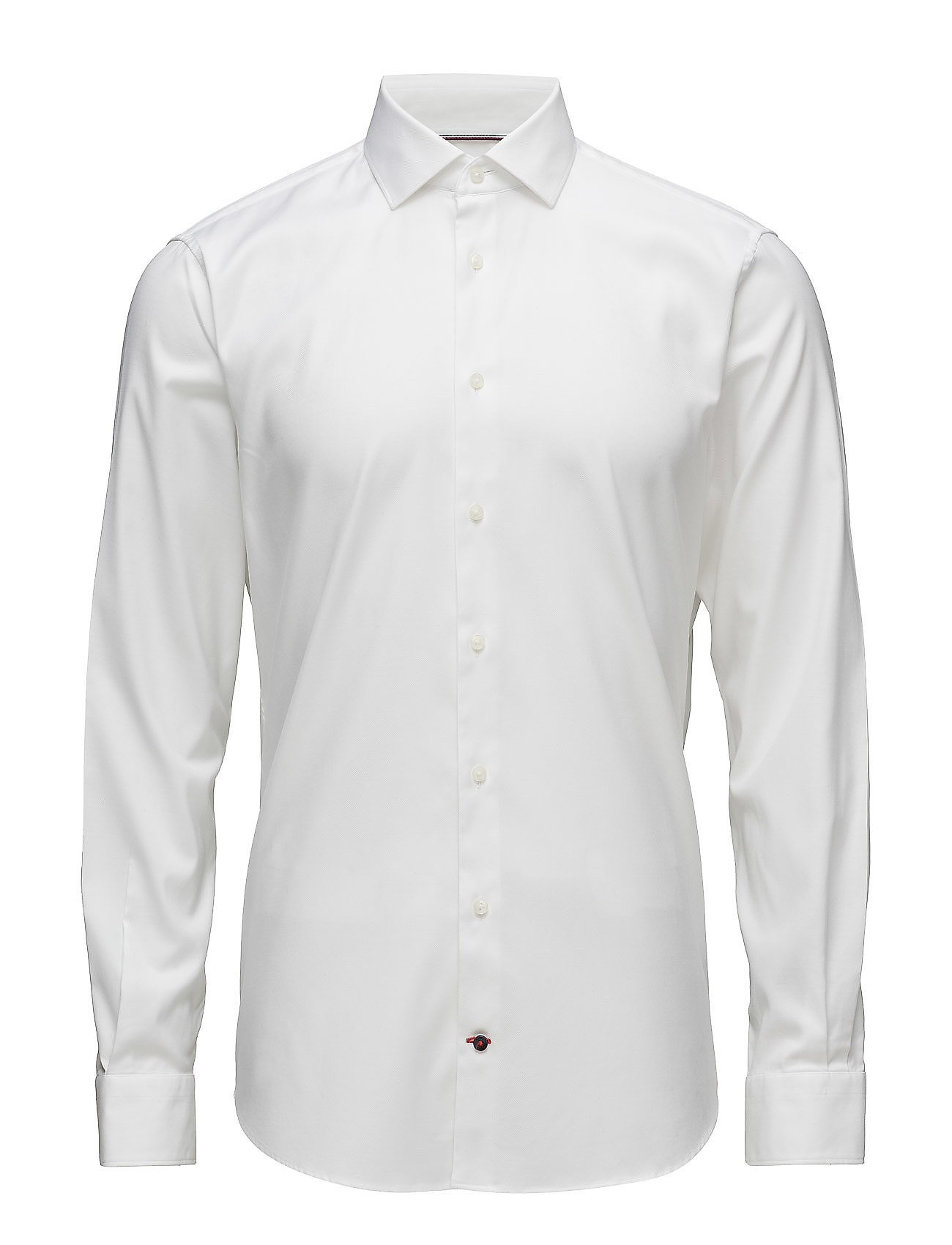 Tommy Hilfiger Tailored CORE STRETCH OXFORD SLIM SHIRT - 100