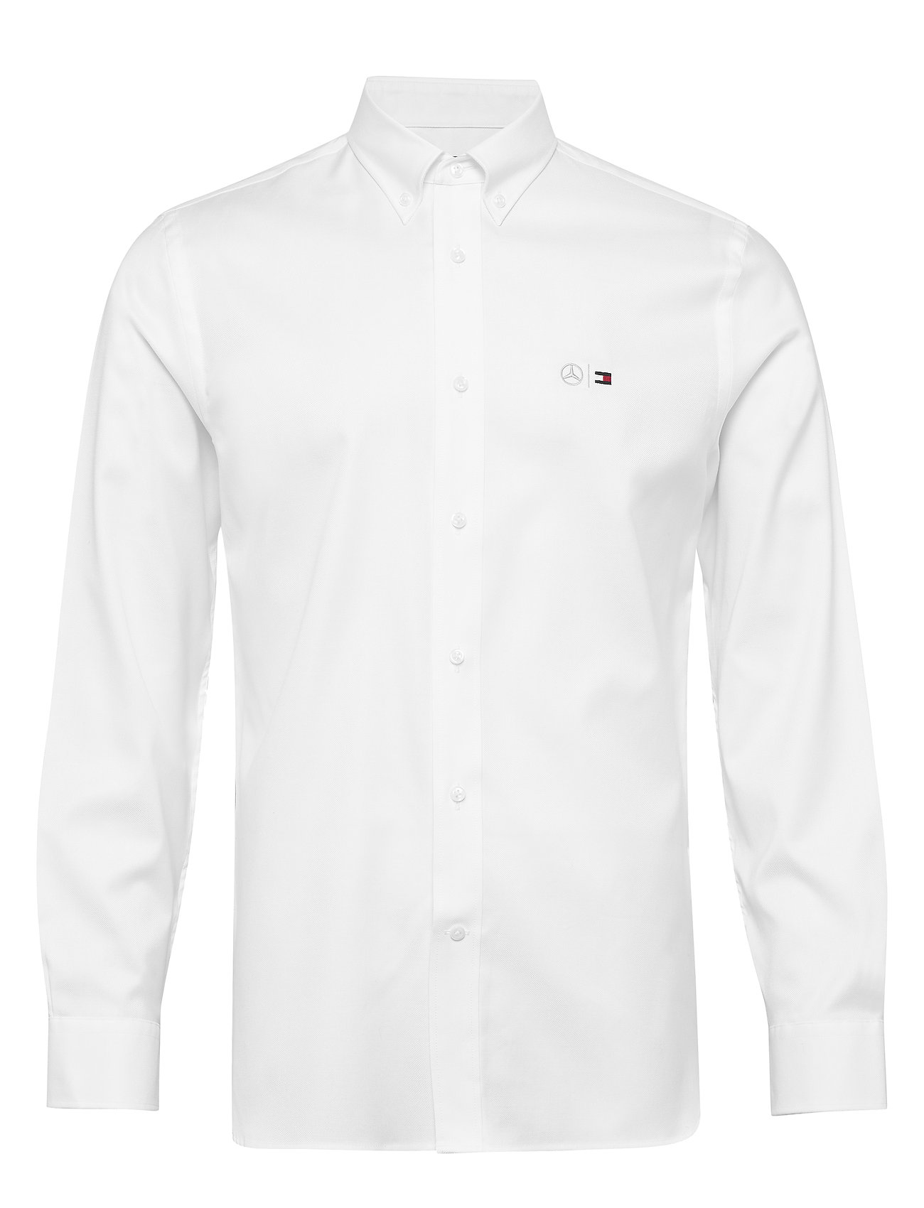 Tommy Hilfiger Tailored 2 MB OXFORD SHIRT - BRIGHT WHITE