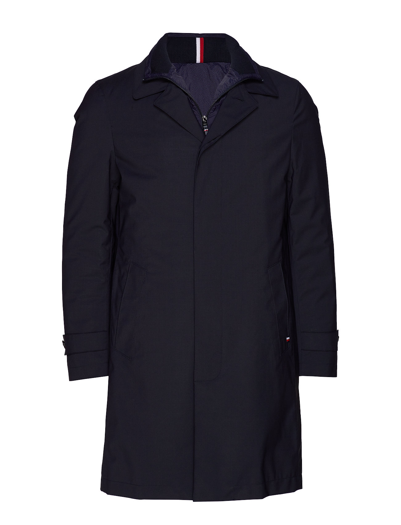 Tommy Hilfiger Tailored 3 IN 1 CARCOAT - SKY CAPTAIN