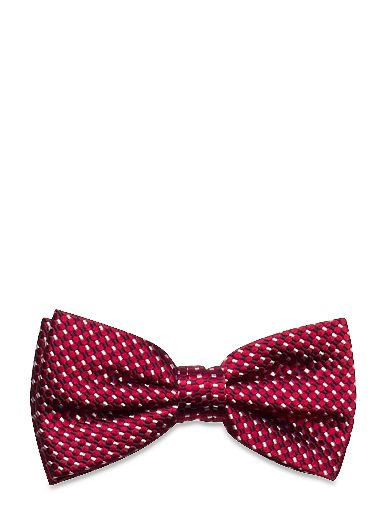 Image of Micro Design Silk Bowtie Butterfly Rød Tommy Hilfiger Tailored (3425610565)