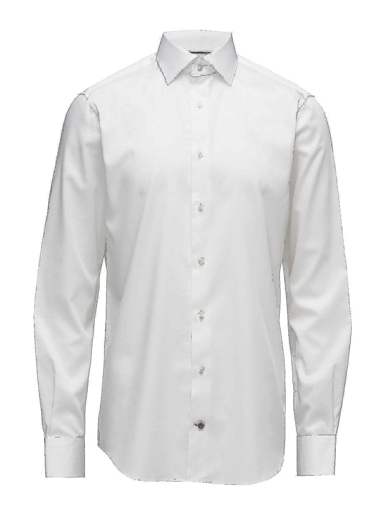 TOMMY HILFIGER Core Twill Classic Shirt Hemd Business Weiß TOMMY HILFIGER TAILORED