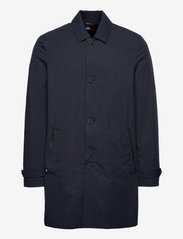 Tommy Hilfiger Tailored - TECH CARCOAT - trench coats - desert sky - 0