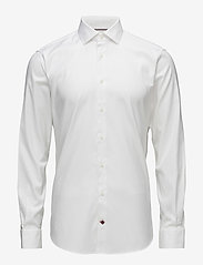 Tommy Hilfiger Tailored - CORE STRETCH OXFORD SLIM SHIRT - basic skjorter - 100 - 1