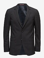 Tommy Hilfiger Tailored - MIK STSSLD99004 - blazers à boutonnage simple - grey - 0