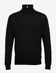 Tommy Hilfiger Tailored - ICON ROLL NECK - basic strik - desert sky - 0