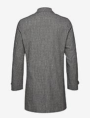 Tommy Hilfiger Tailored - CHECK DESIGN CARCOAT - manteaux legères - black check 02 - 2