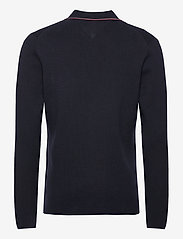 Tommy Hilfiger Tailored - TIPPED SINGLE BREASTED BLAZER - cardigans - desert sky - 1