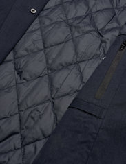 Tommy Hilfiger Tailored - TECH CARCOAT - trench coats - desert sky - 4
